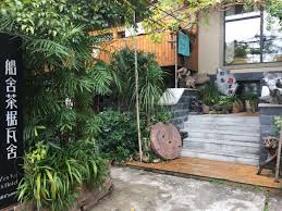 100 Backyard Tea House Bed And Breakfast Zen Seven Stars Park Guilin China