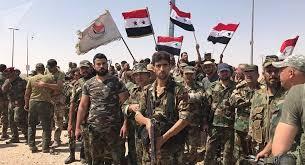 siege army shoigu conveys putin s greetings on lifting deir ez zor siege to