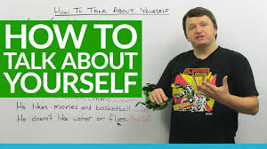 Basic English Lesson How To Talk About Yourself
