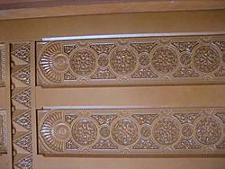 wood samples by limac cnc router