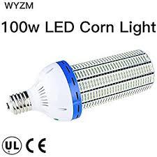 e40 100w led corn l bulb light warehouse high bay light