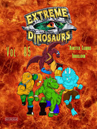 Amazon.com: Extreme Dinosaurs Vol. 05