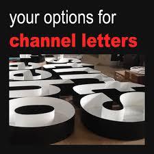 3D Signs Lettering Signarama
