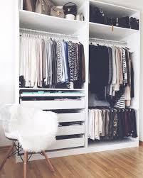 organized closet ikea schränke ikea pax kleiderschrank
