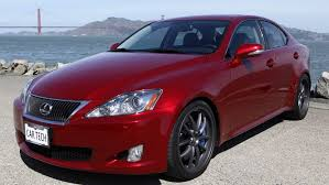 2009 Lexus IS 350 review Roadshow