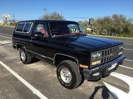 1991 Chevrolet Blazer Classics For Sale - Classics On Autotrader