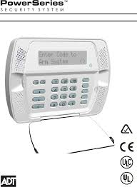 ADT Security Services Home Security System SCW9047 433 User Guide