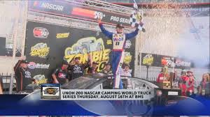 100 Truck Series Drivers Camping World Series Driver Todd Gilliland Discusses Racing At Bristol Motor Speedway