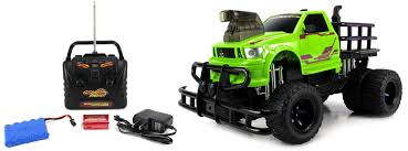 100 Rc Dually Truck Jungle Sky Thunder Electric RC Monster Big 112 Scale