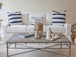 Best Fabric For Sofa Cover by Slipcovered Furniture Chairs Sectionals U0026 Sofas In Slipcover Fabrics