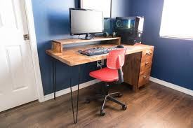 Gaming Computer Desk - How To Build Your Own - Addicted 2 DIY Custom Gaming Chair Mod Building A Diy Flightdriving Sim Pit On Budget Vrspies 8 Ways To Stop Your From Rolling Rig 8020 Alinum No Cutting Involved Simracing Brilliant Diy Desk Pc Modern Design Models Homemade Big Tv Pc Gaming Chair Youtube How Build Pcps3xbox Racing Wheel Setup In Nohallerton North Chairs Light Brown Fniture Jummico X Rocker Mission A Year Of Pc With Standing Desk Gamer F1 Seat
