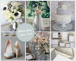 Glacier Gray Wedding