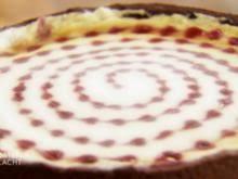 3 schmandkuchen mit himbeeren und mandarinen thermomix