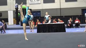 Usag Level 3 Floor Routine 2017 by 2017 Level 10 Michigan State Coverage