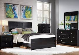Rooms To Go Queen Bedroom Sets by Shop For A Mayville Black 5 Pc Queen Bedroom At Rooms To Go Find