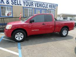 100 Pick Up Truck For Sale By Owner For Sale 2006 Nissan Titan 4 Door In Lodi