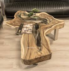 der tischonkel tischplatte für wohnzimmertisch baumstamm