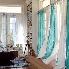 living room curtain ideas satin transparent simple curtain