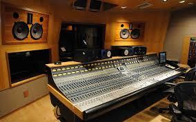 Home Recording Studio Wallpaper