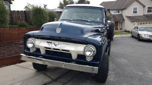 My Parents 54 Ford F250 - Album On Imgur Ringbrothers Bring 1956 Ford F100 Restomod To Sema 1954 Hot Rod Network 54 Panel My Style Pinterest Pedal Car For Sale Near Plymouth Michigan 48170 Classics White Lightning 2014 Youtube Pickup Truck Dinnerhill Speedshop Original Color Codes Oldies But Goodies Trucks Gta San Andreas Ford F100 Pickup 60year Itch Classic Truckin Magazine Sale On Autotrader