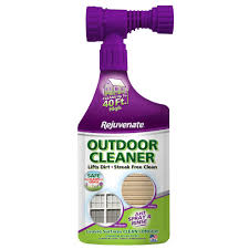 Cleaning Decking With Oxygen Bleach by Outdoor Cleaners Cleaning Supplies The Home Depot