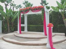 Indoor Wedding Ceremony Arch Unique Ideas