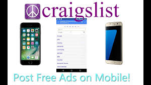 How To Post Ads On Craigslist With Your Phone (Mobile) - YouTube Dispossed In The Land Of Dreams The New Republic Labor Love Reflected An Ambulance Sfgate San Francisco Pferred Employers Insurance Hshot Trucking Pros Cons Smalltruck Niche Craigslist Posting For Car Dealers Auto Dealer Chevrolet Stevens Creek Dealership Jose Ca Twitch Ferrari F430 Replica Cars Trucks By Owner Vehicle Automotive Living Is Pricy Here Are 18 Ways To Make Extra Money Add Poster Postingan Facebook How Post A Job On Definitive Guide Proven