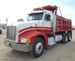 100 Used Peterbilt Trucks For Sale In Texas 1999 385 Dump Truck Item DD1133 SOLD August 3