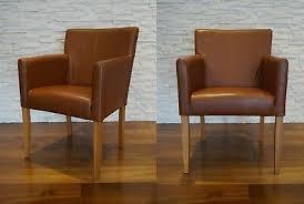 breite 100 echtleder esszimmerstühle stuhl sessel esszimmer