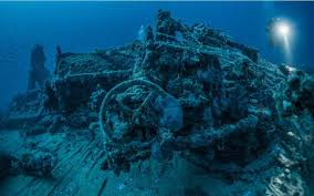 Brittanic Sinking by Wwi Sinkings Of Burdigala And Britannic Commemorated On Kea Life