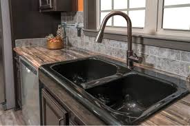 Best Kitchen Sink Material Uk by Kitchen Awesome Double Bowl Sink Single Basin Kitchen Sink Sink