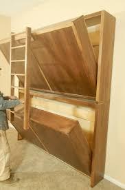 Diy Murphy Bunk Bed by Home Design Inspiring Fold Up Wall Beds