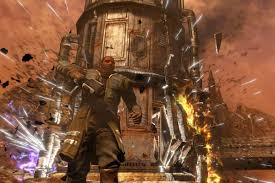 100 Guerilla Truck Show Why Red Faction Guerrillas Remaster Is A Big Deal Polygon