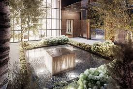 100 Landscaping Courtyards Landscaped Courtyards Are NYCs Latest Status Symbol