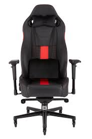 Corsair T2 Road Warrior Gaming Chair - Black/Red / High Back Desk And  Office Chair / 4D Armrests / Build In Minutes / Lay Back And Relax / ... Arozzi Milano Gaming Chair Black Best In 2019 Ergonomics Comfort Durability Amazoncom Cirocco Wireless Video With Speaker The X Rocker 5172601 Review Ultimategamechair Pro 200 Sound Enhancement Features 10 Console Chairs Sept Reviews Noblechair Epic Chair El33t Elite V3 Pu Details About With Speakers Game For Adults Kids