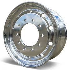 100 Polishing Aluminum Truck Wheels 225 Accuride For Sale Buy