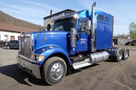 100 Pickup Truck Sleeper Cab 2004 International 9900i Tandem Axle Tractor For Sale By