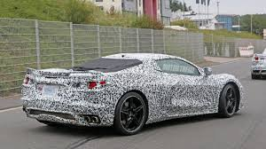100 Mid Engine Truck Corvette Chassis Reportedly Cant Handle The Power