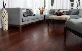 Decoration Dark Red Hardwood Flooring