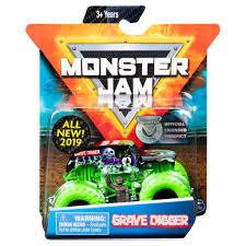 100 Monster Truck Grave Digger Videos Spin Master Jam Jam Official