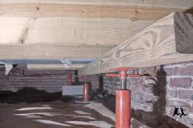 Floor Joist Bracing Support by Lifting Up A Sagging Floor U2013 Diy Old House Crazy