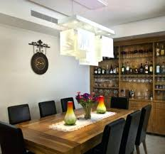 Modern Dining Room Light Fixtures Table Lighting Interesting With
