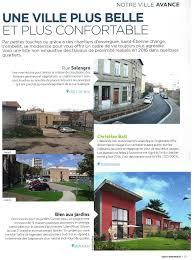 les jardins clemenceau 13 maisons passives publié dans le magazine