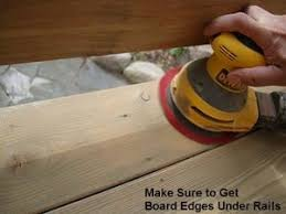 Drum Floor Sander For Deck by Best 25 Sanding A Deck Ideas On Pinterest Sand Floor Backyard