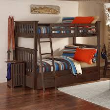Highlands Harper Full over Full Bunk Bed