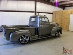 1950 Chevrolet Pick Up Truck 3100 Series NEW BUILD !!! Must See!!!