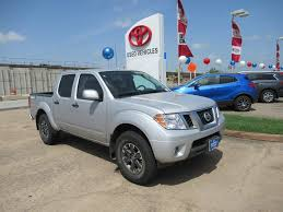 Used 2018 Nissan Frontier PRO Truck 11651 21 77065 Automatic Carfax ...