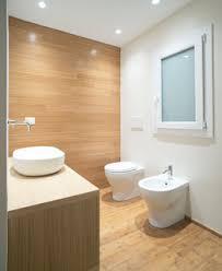 75 kleine badezimmer mit bambusparkett ideen bilder