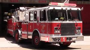 San Diego Fire Station 1 Responding (Compilation) - YouTube