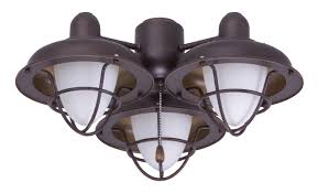 Gyro Ceiling Fans With Lights by Stunning Caged Ceiling Fans On Furniture With Light Boardwalk Cage